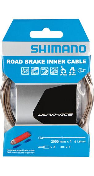 Shimano Dura-Ace BC-9000 Rem binnenkabel- & Behuizing polymeer coating goud